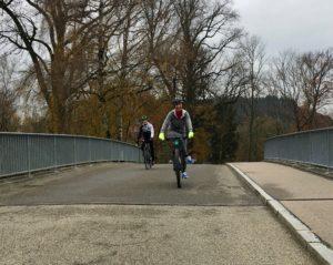 Schnupperduathon, Rookie Projekt, Föderung Duathlon, Breitensport, Wechsel vom Fahrrad aufs Laufen