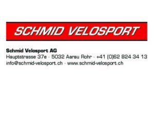 Logo Schmid Velosport, Rohr