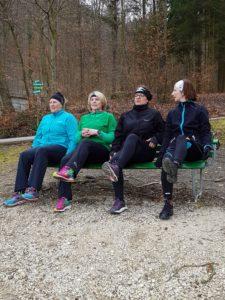 Impressionen VITALfire, Training für Laufeinsteiger