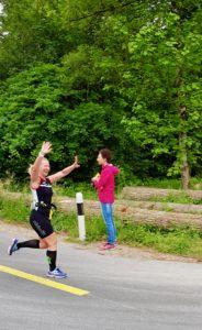 Aargau Marathon, Sonja Clerici 2
