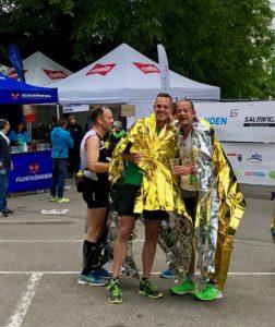 Aargau Marathon, Thomas Richner und Stefan Wettstein