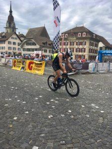 Intervallduathlon, crossfirecoaching, Markus Schmid Rad