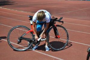 crossfirecoaching Koppeltraining mir Nina Brenn, Radschuhe auf Pedale oder nicht