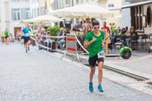 Aarauer Altstadtlauf 2018, Nadine Zurschmiede