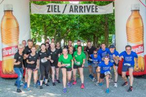 crossfirecoaching, aarau Altstadtlauf 2018 Gruppenfoto