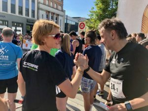 crossfirecoaching, aarau Altstadtlauf 2018 Nadine Wilhelm, Michael Wälti