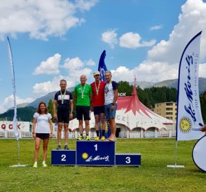 crossfirecoaching, St. Moritz Duathlon, Hugo Podest