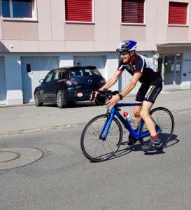 crossfirecoaching, St. Moritz Duathlon, Hugo Rad