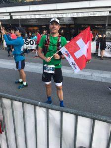 Jungfrau Marathon 2018 Matthas Müller