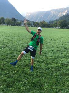 Jungfrau Marathon Matthias Müller