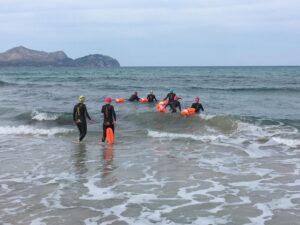 TRIcamp malloca 2019 crossfirecoaching, Schwimmen2